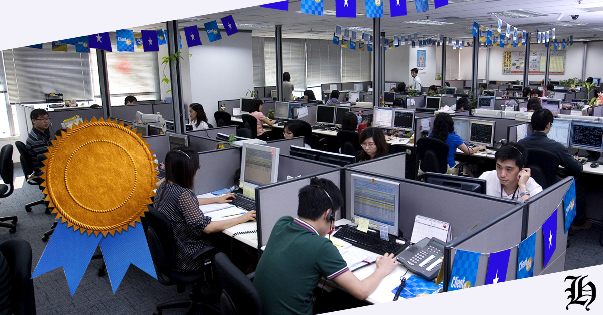 Call center - Primer lugar - Partido Nacional - Honduras Today